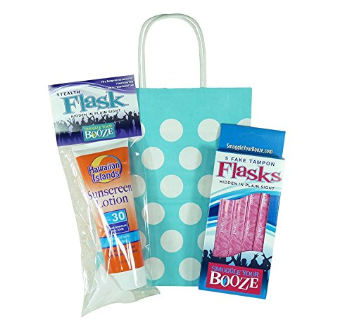 Flask Party Pack 3 Piece Gift Set