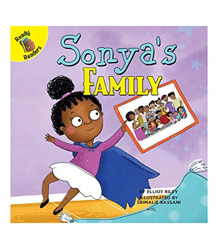 Sonya's Family—Children's Book About Family and Divorce, PreK-Grade 1 (24 pages) (All...