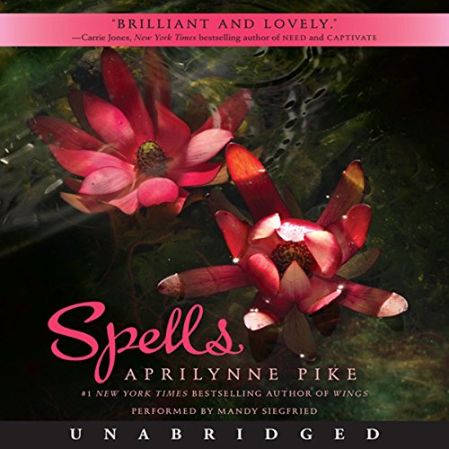 Spells audiobook cover art