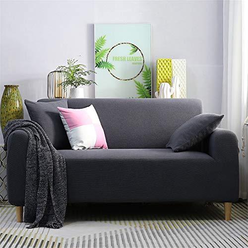 WONGS BEDDING Sofaüberwurf, Grau, Textil, 2 Seater (145cm-185cm)