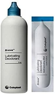 Coloplast Brava - Lubricating Deodorant - Liquid - Sachet - 0.25 oz
