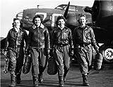 ConversationPrints WWII Women Pilots Glossy Poster Picture Photo Decor 2 World war Flight Lady