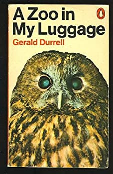 Mass Market Paperback A Zoo in My Luggage Book