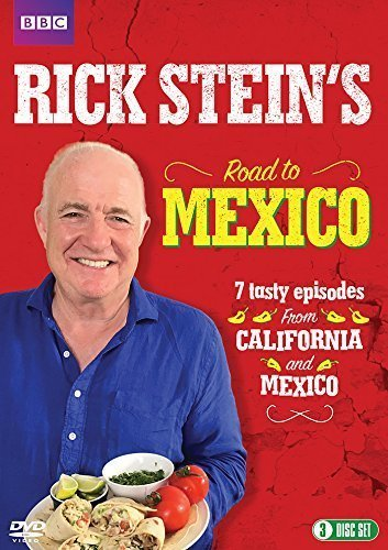 Rick Stein's Road to Mexico (BBC) 3-disc set [DVD] [UK Import]