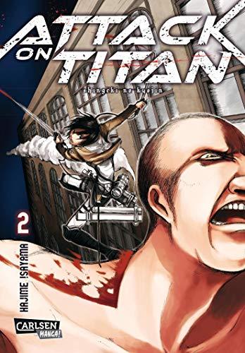 Attack on Titan 02: Atemberaubende Fantasy-Action im Kampf gegen grauenhafte Titanen