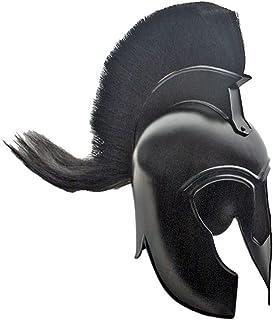 SZCO Supplies Trojan Black Helmet