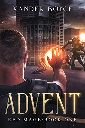 Advent: An Apocalyptic LitRPG Series (Red Mage Book 1) (English Edition)