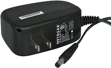 Netgear AC / DC Adapter Charger Power Supply (332-10301-02), 18 Watt, 12V, 1.5A, 1.4