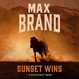 Sunset Wins audiobook cover art