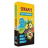 Seramis Torffreie, leichte Blumenerde, 12,5 l – extra lockere Pflanzenerde für Grün- und Blühpflanzen, 50 % leichtere Erde mit Pflanz-Granulat