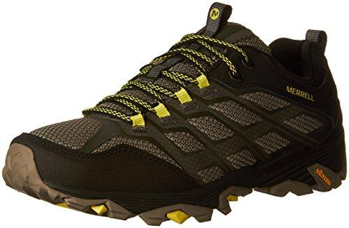 Merrell Moab Fst Zapatillas de senderismo para hombre, Negro (Olive Black), 42 EU