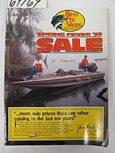 Bass Pro Shops Spring Fever 1990 Sale Catalog