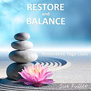 Restore and Balance audiobook cover art