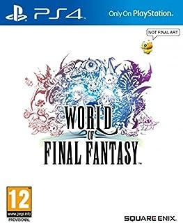 World Of Final Fantasy - [Edizione: Spagna]