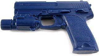 Bluegun - Training and Holster Molding Prop - for H&K USP 9MM (w/X300 Tactical Light)
