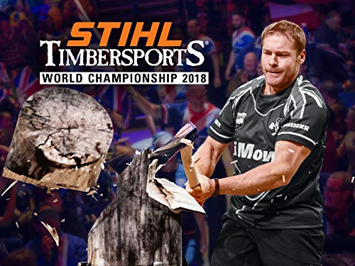 Folge 3: Stihl Timbersports® Team Weltmeisterschaft 2018 Teil1 - Achtelfinale