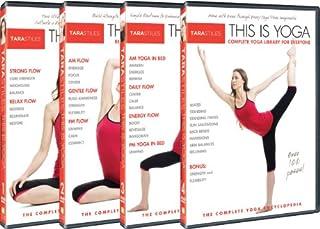 Tara Stiles This is Yoga : 4 DVD Set