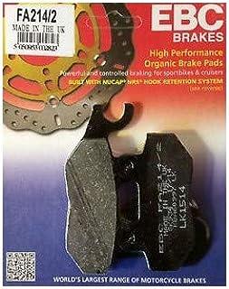 ZWQ-Brake Motocyclette Avant Plaquettes de Frein arri/ère Kit for Yamaha TTR250 TTR 250 L M N P R S T V YZ250 YZ 250 WRA A B D E F G H J Couleur : 1 Pair Rear Pads
