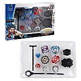 ZEJUN101 Kreisel Burst Battle Spinning Tops Set mit Burst Starter Launcher Gyro Geschenk für Kinder -