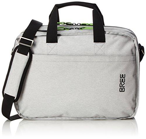 BREE Collection Unisex-Erwachsene Punch 67, Clay, Briefcase S19 Laptop Tasche Gelb (Clay)