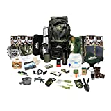 Prep Store Ultimate - Emergency Survival Pack - 72 Hr. Food Supply - Survival Kit - Bugout Bag -...