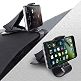 YDY Car Phone Holder Mount Non-Slip Holder Car Dashboard Phone Holder for Safe Driving for iPhone X / 8 / 8 Plus / 7 / 7Plus,Samsung Galaxy S8 / S8 / Note 8 and All Smartphones