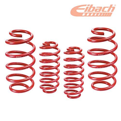 eibach E20-15-021-01-22 Tieferlegungsfedern Sportline| Federn für Vorderachse + Hinterachse