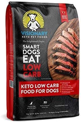 Visionary Pet - Keto Dog Food   Amazon