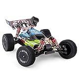 Las carreras de coches 60 km / h alta velocidad 2.4GHBuggy Escala 4WD 550 MotorOff-Road, coches for niños, controlado de radio del camino de control remoto Stunt Car Racing Vehículo terrestre a prueba