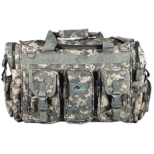 Nexpak Tactical Duffle Military Molle Gear Shoulder Strap