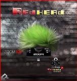 Zoom iQ5 - Redhead Windscreen
