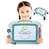Vchiming Magnetic Drawing Board, Toys for 3-6 Year Old Kids,Erasable Doodle Board for Kids,A Colorful Etch Education Sketch Table Doodle Pad Toddler Toys,Drawing Pad Gift for Girls Boys