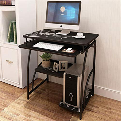 SMFYY Computer Desks Gamer Workstation Home Office PC Computer Tabel Ruim Desktop Opslag Ontwerp