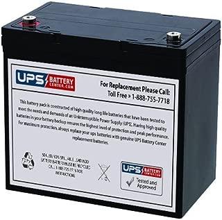 wka12 55c fr battery