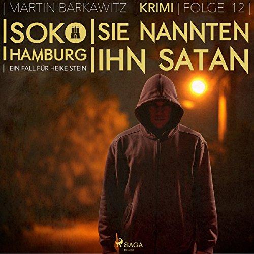 Sie nannten ihn Satan audiobook cover art