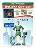 Elf Holiday Gift Set (DVD + Digital + Funko Pop! Keychain + Magnets + Picture Frame) [LIMITED EDITION WALMART EXCLUSIVE]