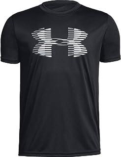 تی شرت جامد آرم بزرگ فناوری