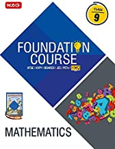 Mathematics Foundation Course for JEE/Olympiad : Class 9