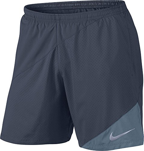 Nike NK FLX 7 in Distance, Shorts Herren M Thunder Blue/Armory Blue