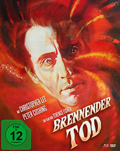 Brennender Tod (Mediabook B, Blu-ray + DVD)