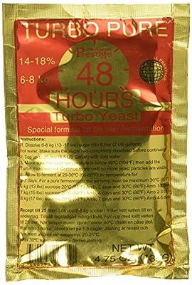 Prestige Turbo Pure 18% - 48 Hours Yeast (1)