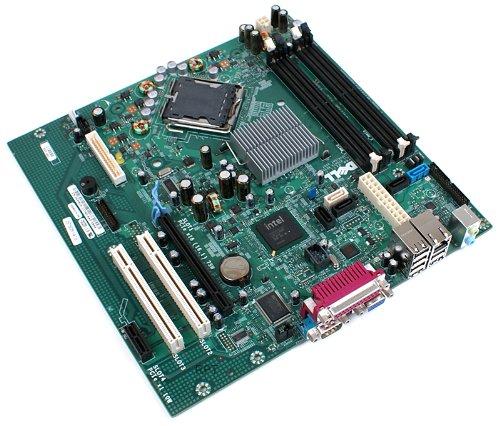 Original Dell GM819jr271y255C GM816Optiplex 755klein mini Tower SMT socket755Intel Logic Main System Board Motherboard Kompatible Teilenummern: GM819, jr271, y255C, GM816