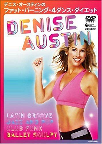 『デニス・オースティンのファット・バーニング・4ダンス・ダイエット [DVD]』のトップ画像