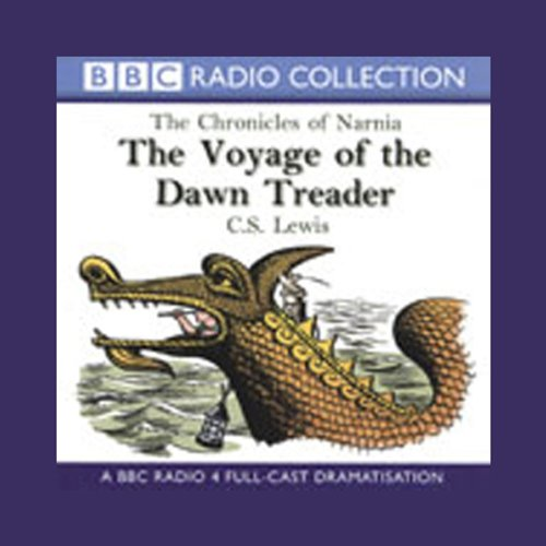 The Voyage of the Dawn Treader cover art