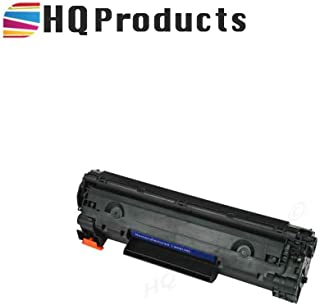 HQ Products Compatible Replacement HP 36A (CB436A) Black Toner Cartridge for use in HP LaserJet P1505, P1505N, M1522N, M1522N MFP, M1522NF, M1522NF MFP Series Printers.