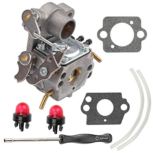 Carburetor for ZAMA C1M-W26 C1M-W26C Poulan P3314 P3416 P3816 P4018 PP3416 PP3516 PP3816 PP4018 PPB4218 S1970 Gas Chainsaw Weedeater Part# 545070601 545040701 with Tune Up Kits