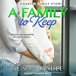 A Family to Keep cover art