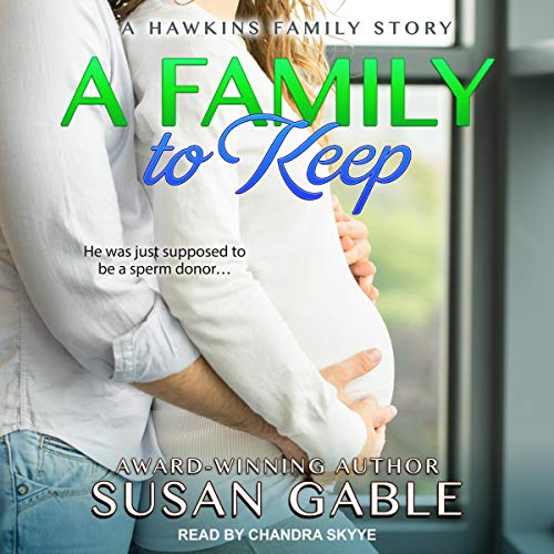A Family to Keep  By  cover art