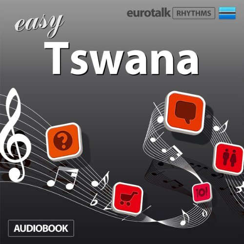 Rhythms Easy Tswana (Setswana) cover art