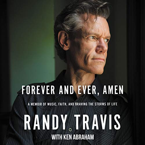 Forever and Ever, Amen audiobook cover art